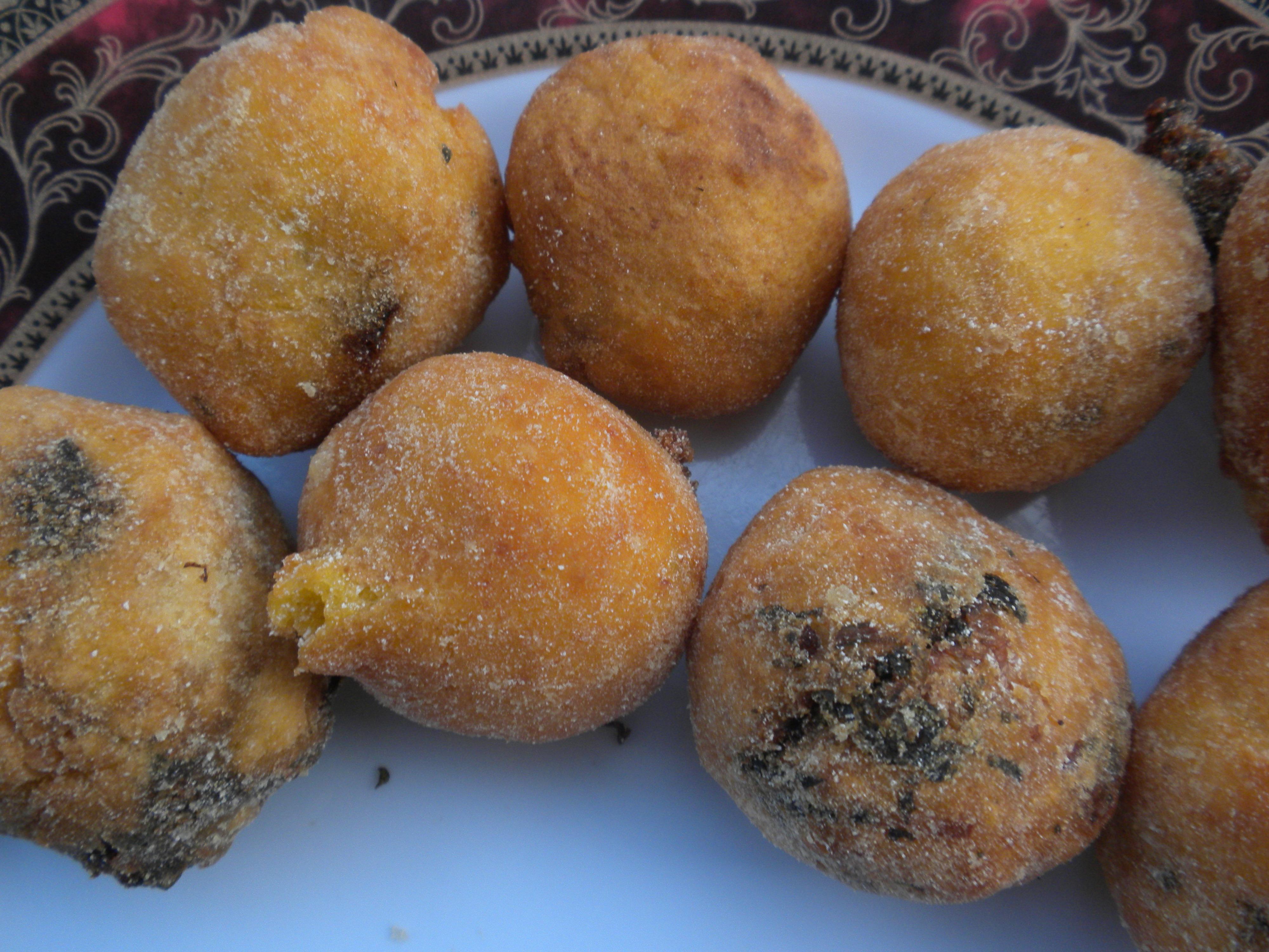 Indiska potatisbollar